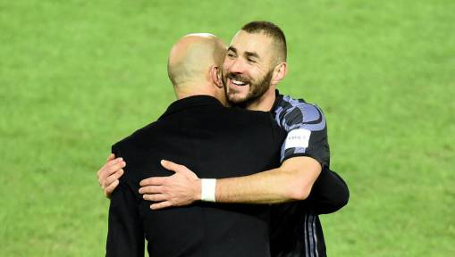 Gary Lineker Responds in Brilliant Fashion After Zidane Hits Back at His Tweet on Karim Benzema