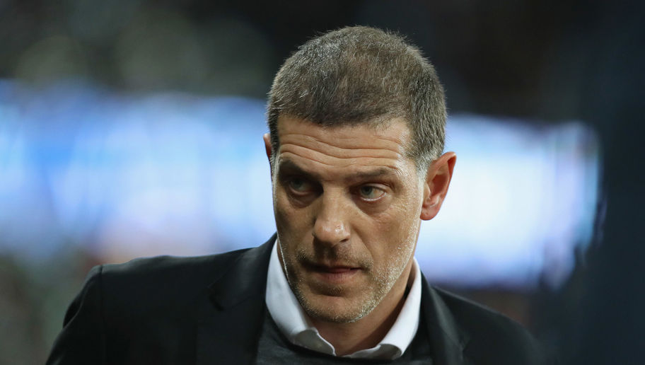 Slaven Bilic Given Spurs & Crystal Palace Games to Save West Ham Job After Offering Resignation