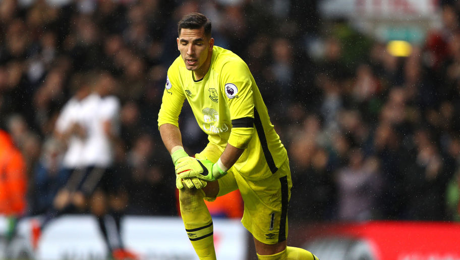 Joel Robles Sparks Controversy After 'Liking' Social Media Comments Slating Everton Boss Koeman