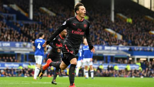 Everton 2-5 Arsenal: Gunners Cruise to Victory in 7 Goal Thriller Against Toffees at Goodison