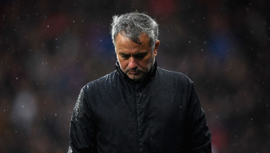 Stats Reveal Jose Mourinho Teams in the Premier League Struggle to Come Back From Behind
