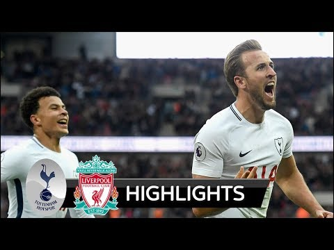 Tottenham vs Liverpool 4-1 - All Goals & Extended Highlights - 22/10/2017 HD