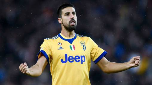 Sami Khedira 9/10 as 10-man Juventus rally from behind to rout Udinese