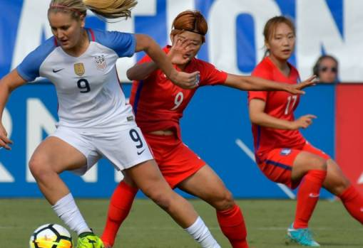 Korea Republic end USA tour with second defeat