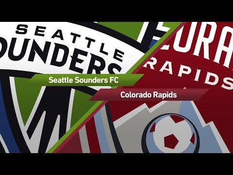 Highlights: Seattle Sounders FC vs. Colorado Rapids | October 22, 2017