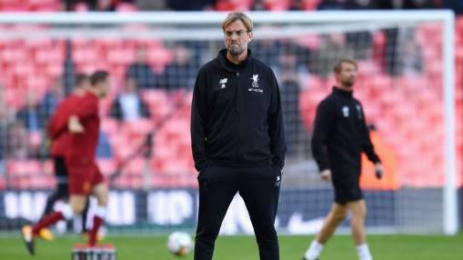 Trending: Liverpool players not to blame for Spurs defeat - Jurgen Klopp