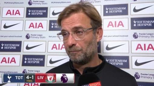 Trending: Players not to blame - Klopp