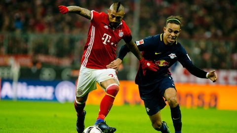 Leipzig vs. Bayern: Line-ups and stats Leipzig can bring an end to Jupp Heynckes' hopes of winning another treble with Bayern on Wednesday. vor 2 Stunden