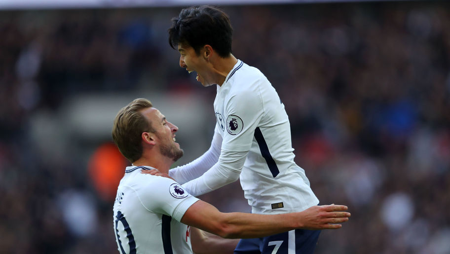 Son Heung-min Hails 'Monster' Harry Kane After Brace in Victory Over Liverpool