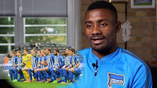 Hertha's Kalou: 'Racism is like terrorism'