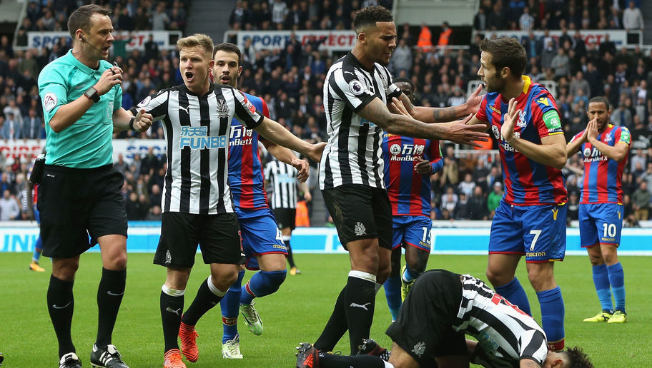 Newcastle's DeAndre Yedlin Says Yohan Cabaye Apologised for Dangerous Tackle in Crystal Palace Win