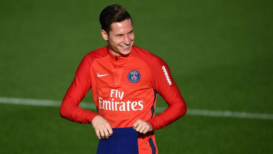 Liverpool Target PSG's Julian Draxler as Potential Replacement for Philippe Coutinho