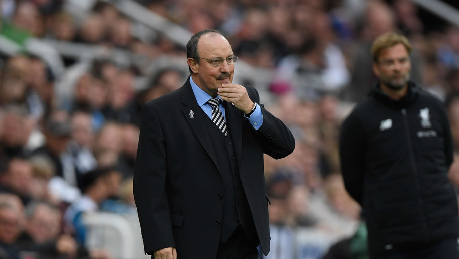 Rafael Benitez Reckons Newcastle Midfielder Has Potential to Play for England