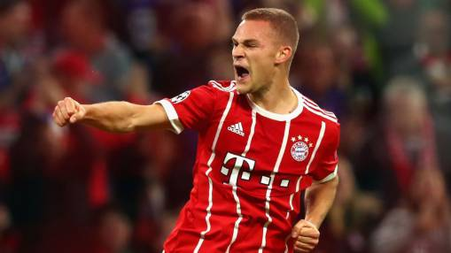 Joshua Kimmich 'never' thought about Bayern Munich exit in the summer
