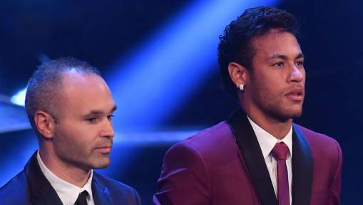 Neymar Finally Opens Up About Former Club at FIFA Awards: 'I Will Always Have Barca in My Heart'