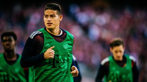 Bayern Munich Vs Rb Leipzig Line Ups And Stats James Rodriguez Missed Bayern S Cup Win Over Leipzig Will He Be Back In Time For Saturday S Clash Vor 2 Stunden Ghana Latest Football