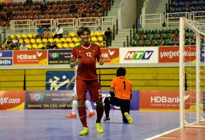 Another stroll for Indonesia in Asean Futsal Championship