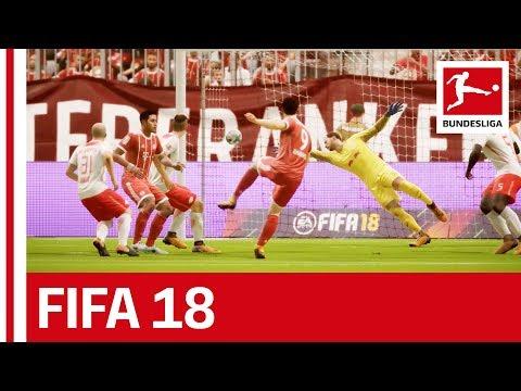 Fc Bayern München Vs Rb Leipzig Fifa 18 Prediction With Ea Sports