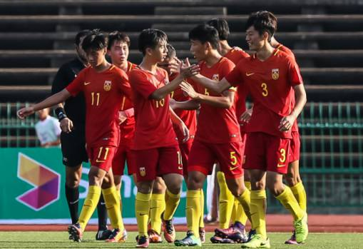 China seal ticket to AFC U-19 Championship 2018