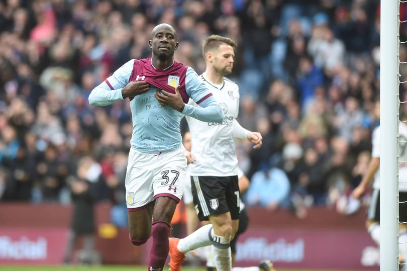 Aston Villa boss Steve Bruce heaps praise on Ghana winger Albert Adomah after Fulham heroics