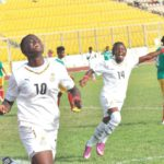 Ampem Darkoa Ladies star Princella Adueba set sights on becoming best in Africa and World