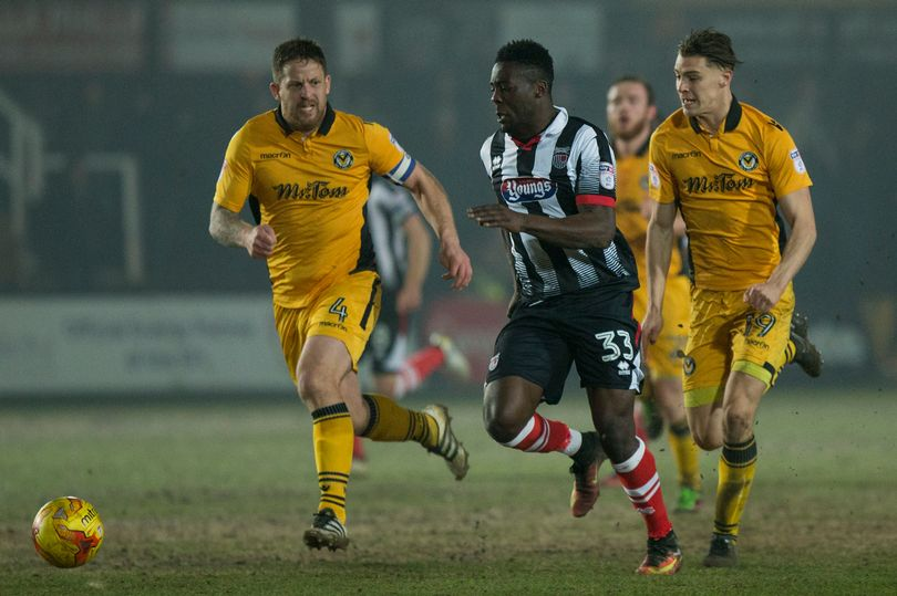 English side Solihull Moors re-sign Ghanaian striker Akwasi Asante on loan