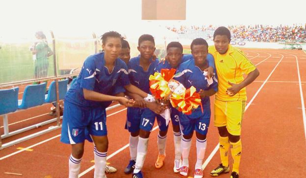 Ampem Darkoa beat Lady Strikers 1-0 to retain National Women's League title