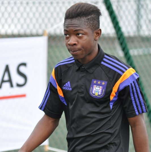 UEFA Youth League: Ghanaian kid Francis Amuzu nets winner for Anderlecht in comeback win over PSG