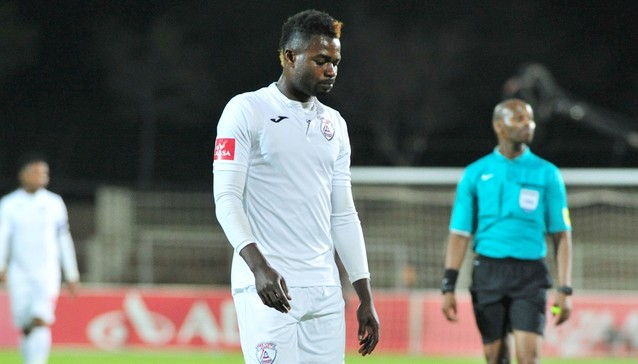 Mohammed Anas scores season's third goal as Free State Stars beat Ajax Cape Town in PSL