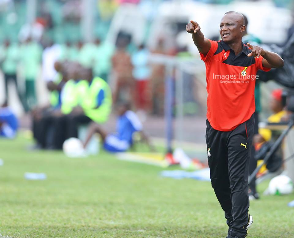 Black Stars coach Kwesi Appiah anticipates stern AFCON 2019 qualifiers