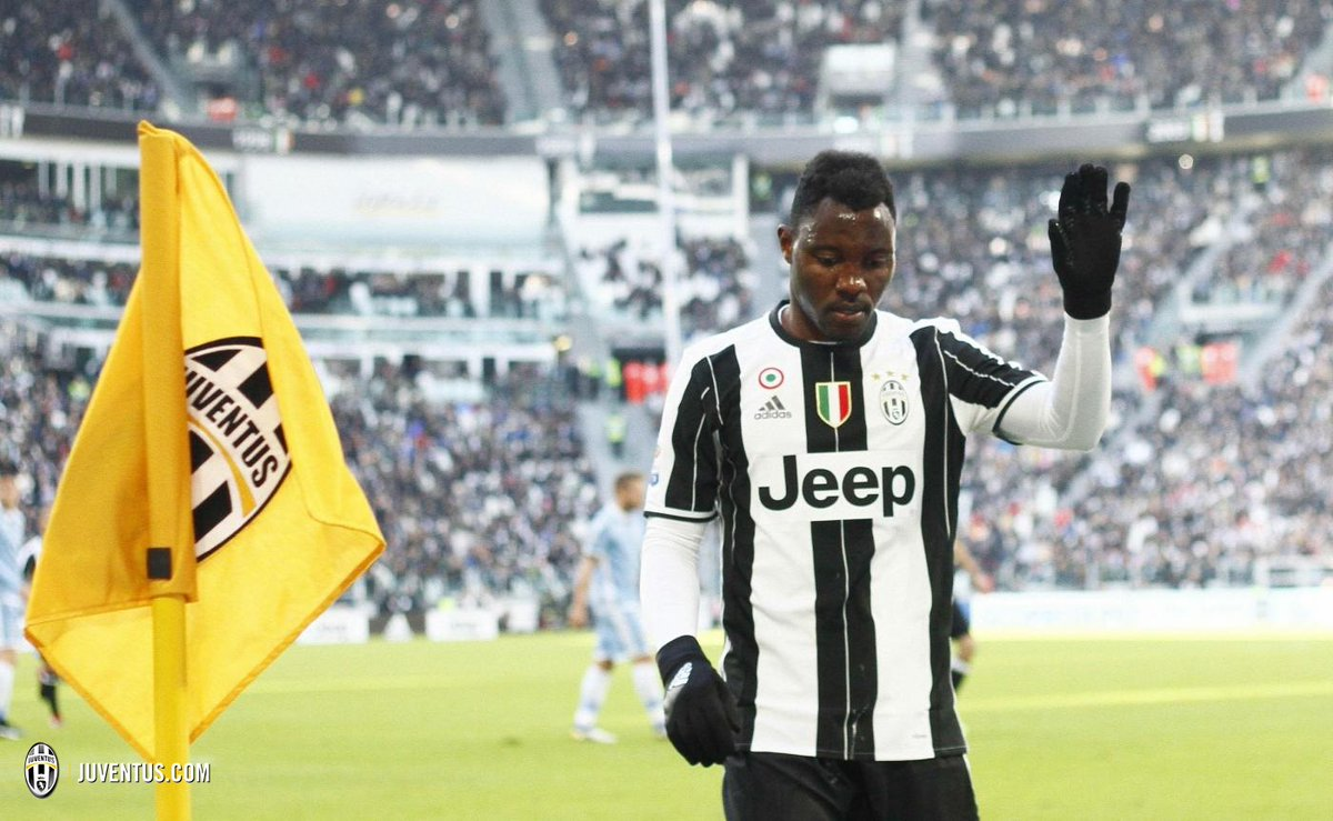 West Ham United could bid for Juventus star Kwadwo Asamoah in