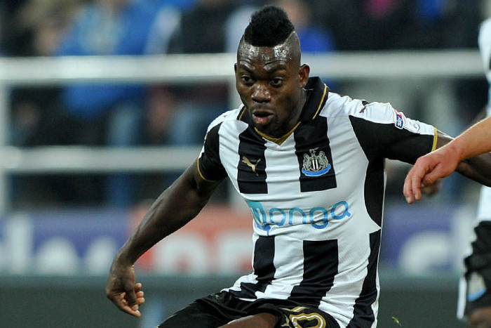 Newcastle wideman Christian Atsu eyes Crystal Palace scalp