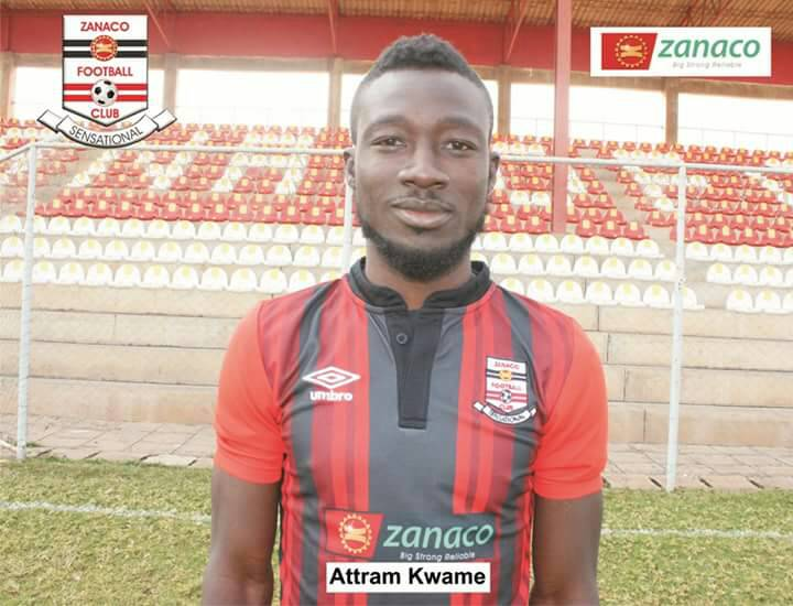 EXCLUSIVE: Striker Kwame Attram signs one-year deal for Ethiopian side Dire-Dawa Kenema