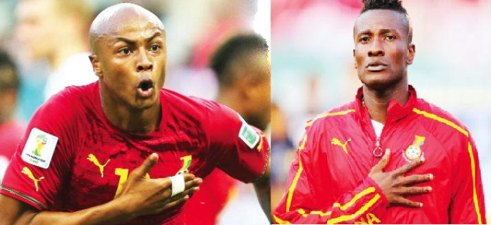 Asamoah Gyan and Andre Ayew among numerous football stars pranked by George Weah's Liberia election win