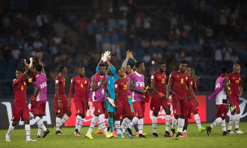 2017 FIFA U-17 World Cup: Ghana squad to arrive from India today