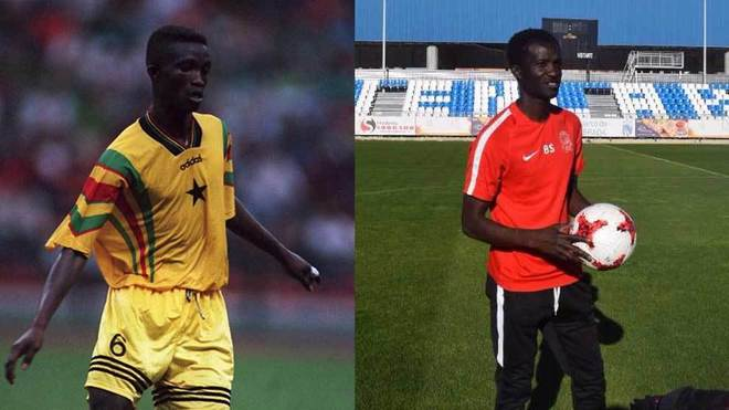 Real Madrid signed me to replace Makelele – Baba Sule