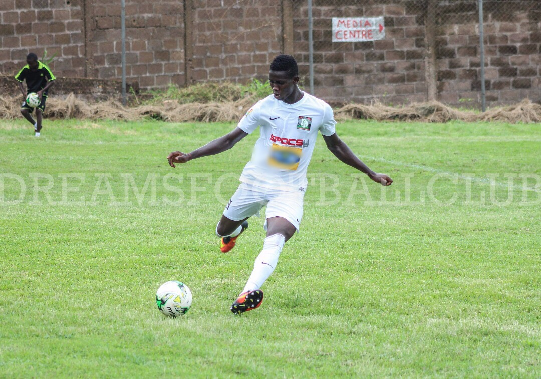 Dreams FC defender Ben Nash Quansah joins Kosovan side FC Prishtina on loan