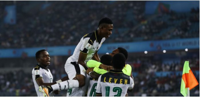 FIFA U-17 World Cup: Ghana vs Mali clash dominated by battle of 'odd' jerseys