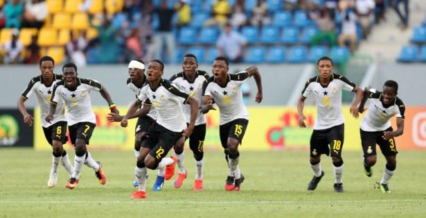 Ghana Black Starlets arrive in Indian city Delhi for U-17 World Cup
