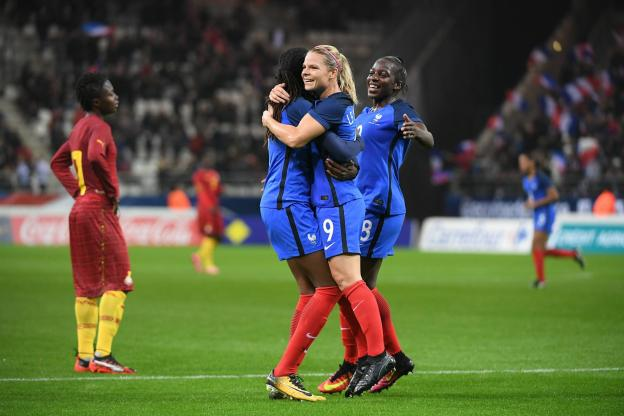 Video: Watch highlights of the Black Queens embarrassing 8-0 defeat to France