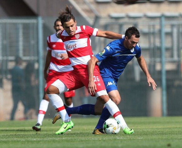 CAF Confederation Cup: SuperSport United shock Nicholas Opoku's Club Africain to reach final