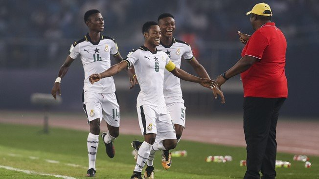 Ghana U17 captain Eric Ayiah: Ghana can go all the way