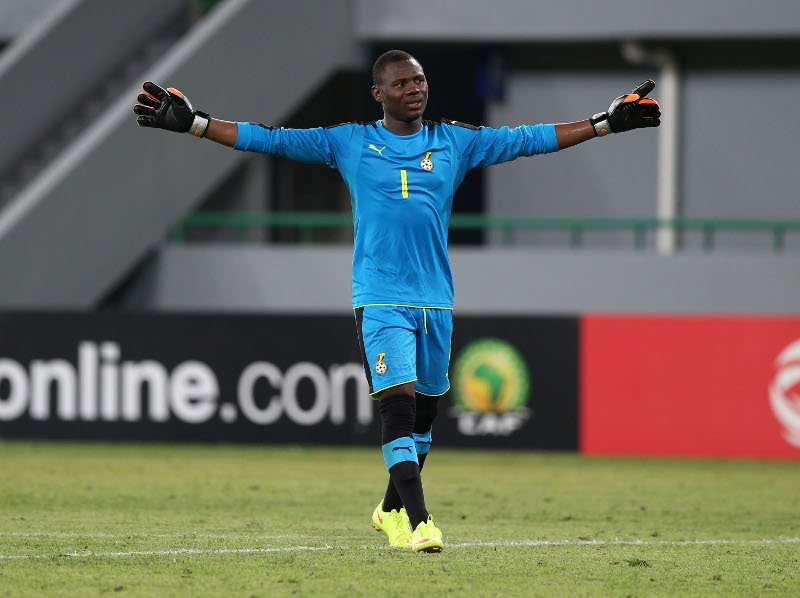 FIFA U17 World Cup: Black Starlets goalkeeper Danlad Ibrahim grovels for gaffe in Mali defeat