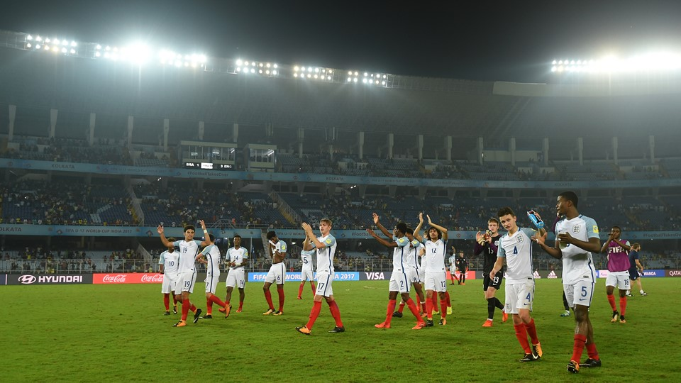 2017 FIFA World Cup: Rhian Brewster takes Three Lions to the final in big win over Brazil