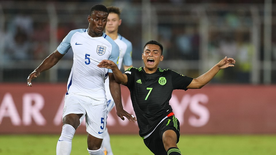 2017 FIFA U17 World Cup: England outlast Mexico in heavyweight thriller