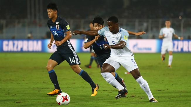 2017 FIFA U17 World Cup: Shootout drama goes England's way against Japan