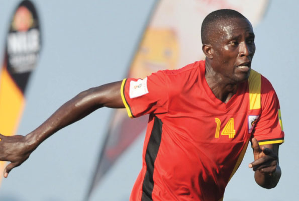 Ghana dangerous without Asamoah Gyan and Andre Ayew - Uganda striker