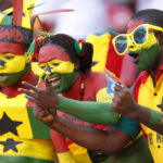 Ghanaian football fan dies in Russia