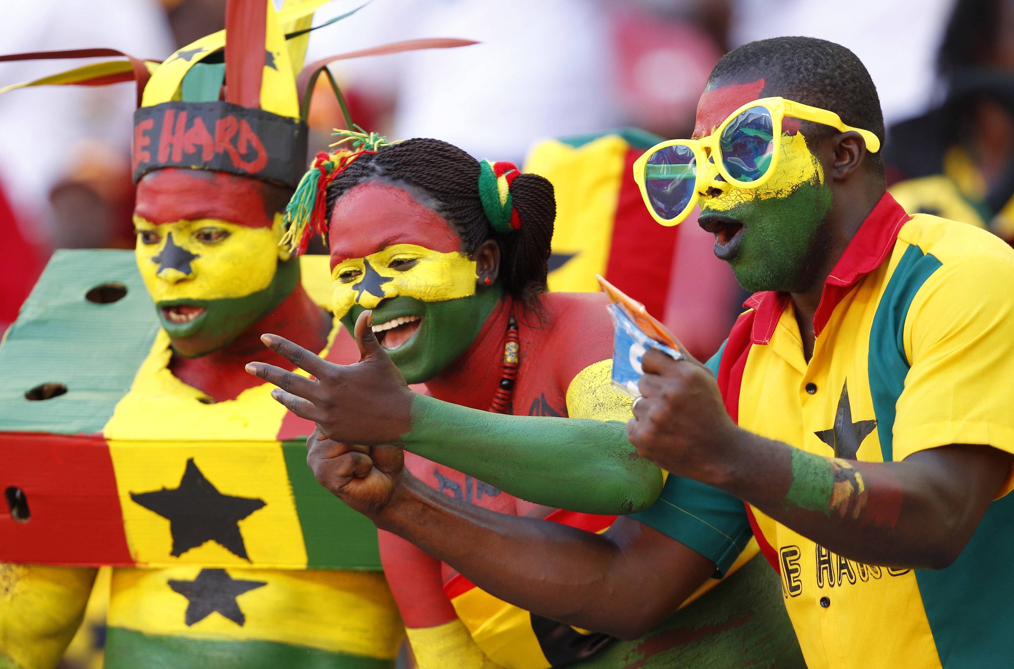 FIFA U17 World Cup: Ghanaian fans arrive in Mumbai ahead of Niger clash
