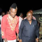 Ghana skipper Asamoah Gyan coquettish over future political ambitions